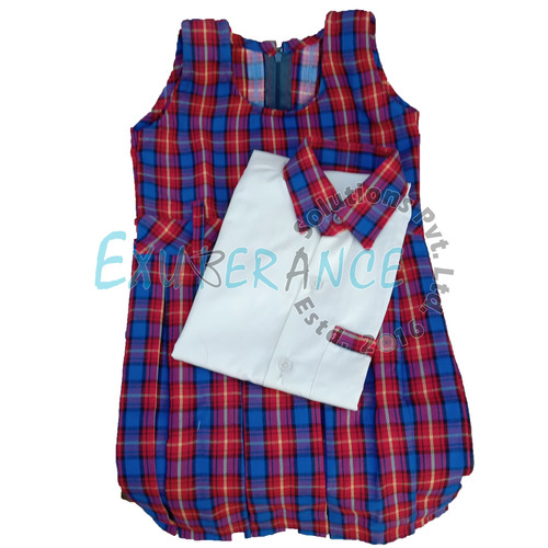Girls Uniform (Set of Tunic and Shirts)