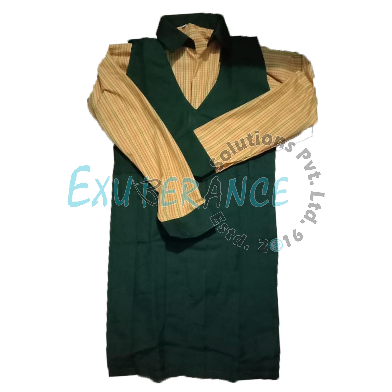 Girls Uniform (Set of Tunic and Shirts)