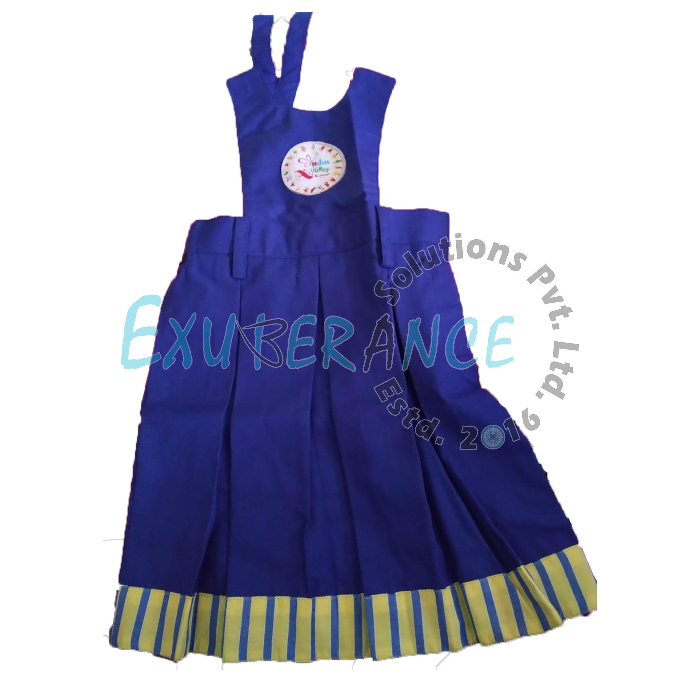 Kids School uniform (For Girls And Boy Set)
