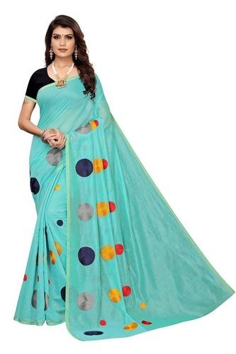 Chanderi Cotton Gola Sareea