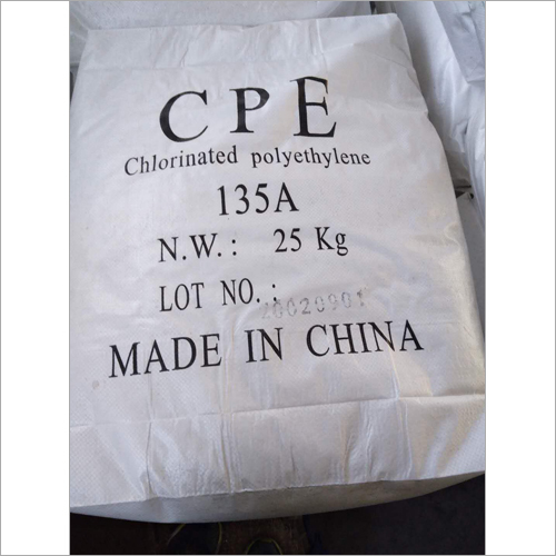 Chlorinated Polyethylene