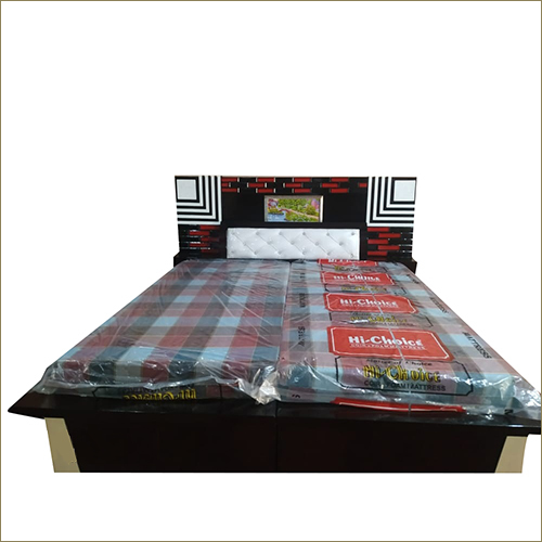 King Size Wooden Bed