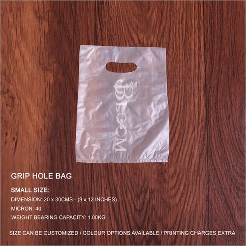 Grip Hole Bag