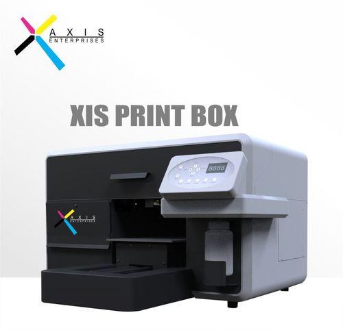 UV Flatbed Key Ring Printer