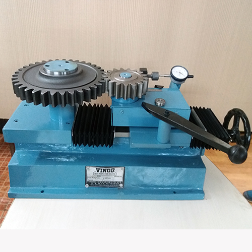 Manual Gear Roll Tester Model Junior