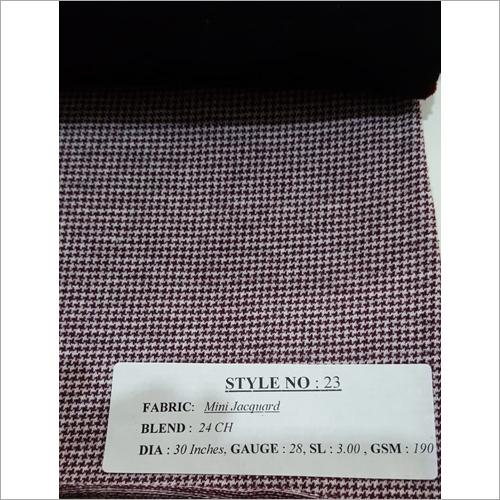 Mini Jacquard Fabric