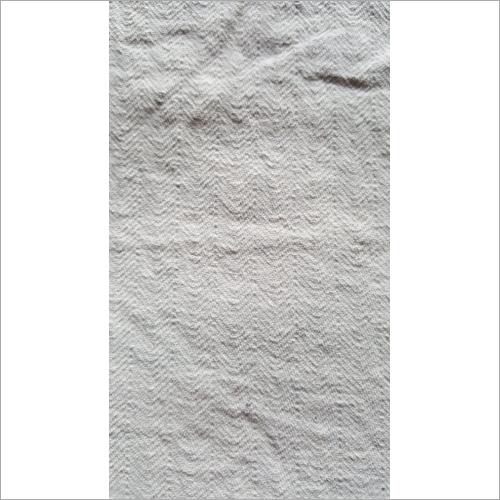 White Hosiery Fabric