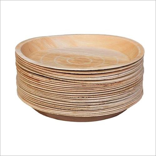 10 Inch Areca Plate