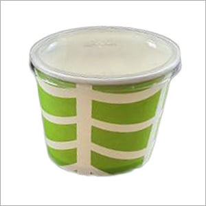 500 ml Paper Bowl with Lid