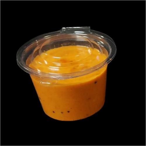 100 ml Disposable Plastic Flip Cup