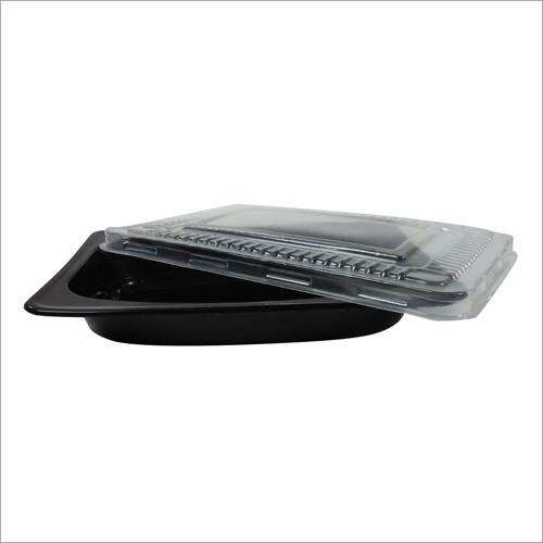 30 mm Disposable Plastic Pasta Tray