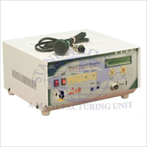 Ultrasonic Fetal Doppler