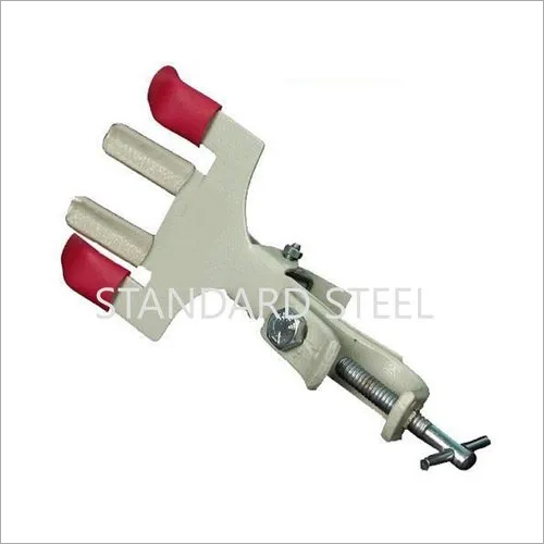 Laboratory Clamp With Boss Head