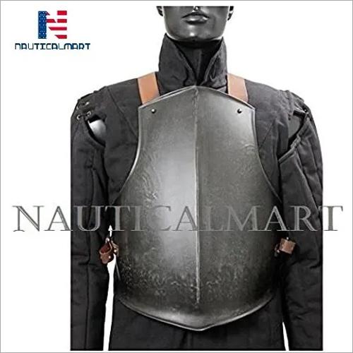 NauticalMart Kids Dark Steel Breastplate