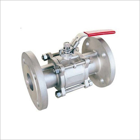 SS High Pressure Flanged Ball Valves