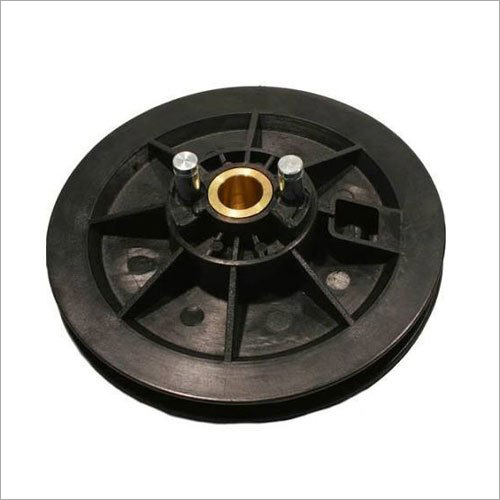 Single Groove Plastic Pulley