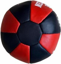 Leather Exercise Weighted Medicine Ball