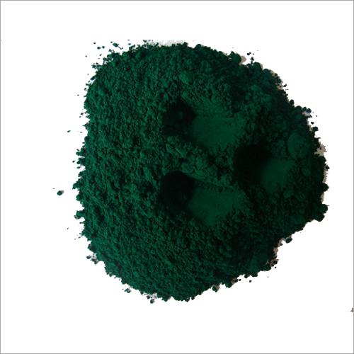 Pthalocyanine Green 7 Organic Pigment
