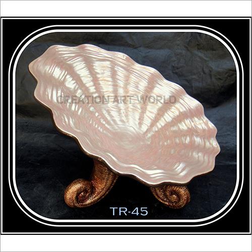 Seashell Design Wedding Tray
