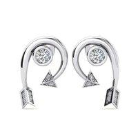 sterling silver 92.5 ear studs