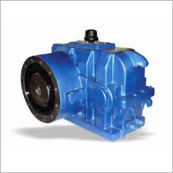 Extruder Gearbox For Plastic Industries