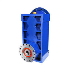 Extruder Gearbox Single Stage