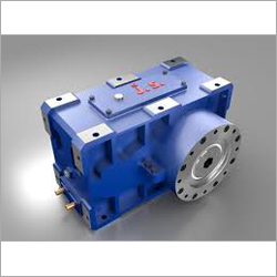 Extruder Duty Helical Gearbox