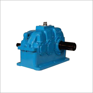 Extruder Gearbox Double Stage