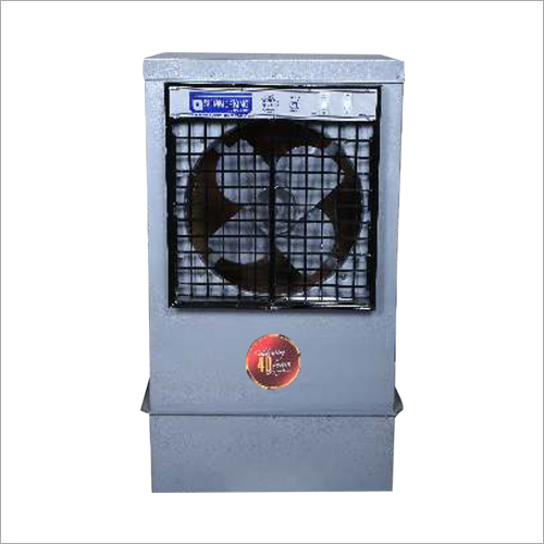 409 Chiller Exhaust Motor Cooler