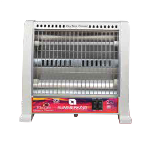 Flame Domestic Quartz Room Heater