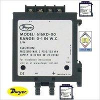 Dwyer 616KD-03-V Differential Pressure Transmitter