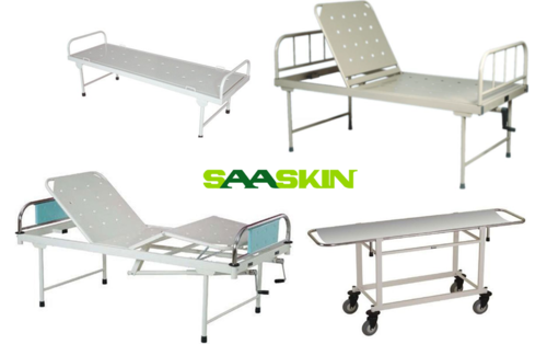 Hospital Matal Bed and Trolly