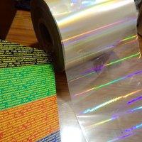 Holographic Transparent Film