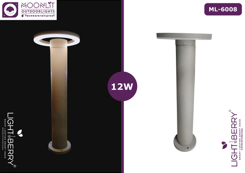 Lightberry Garden Bollard ML-6008