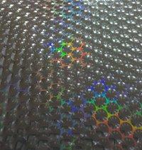 Metallized 3D Lens Films