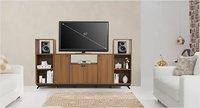 Wooden TV Storage Unit