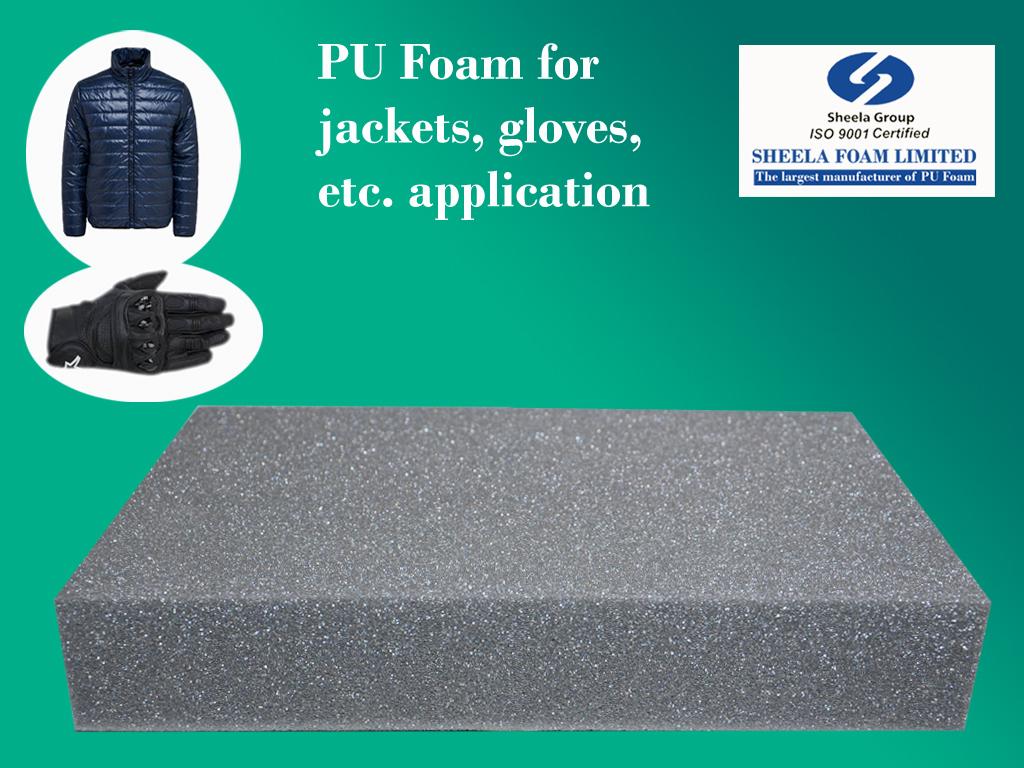 Pu Foam For Footwear Jacket Gloves