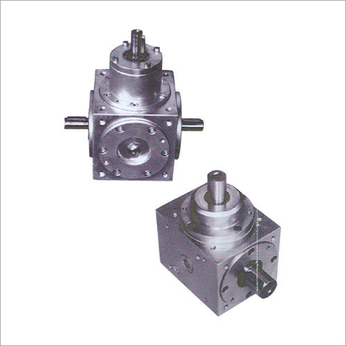 Right Angle Bevel Gearboxes