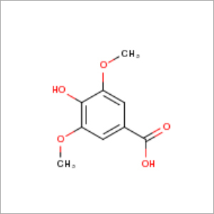 3-5 Dimethoxy 4 Hydroxybenzoic Acid