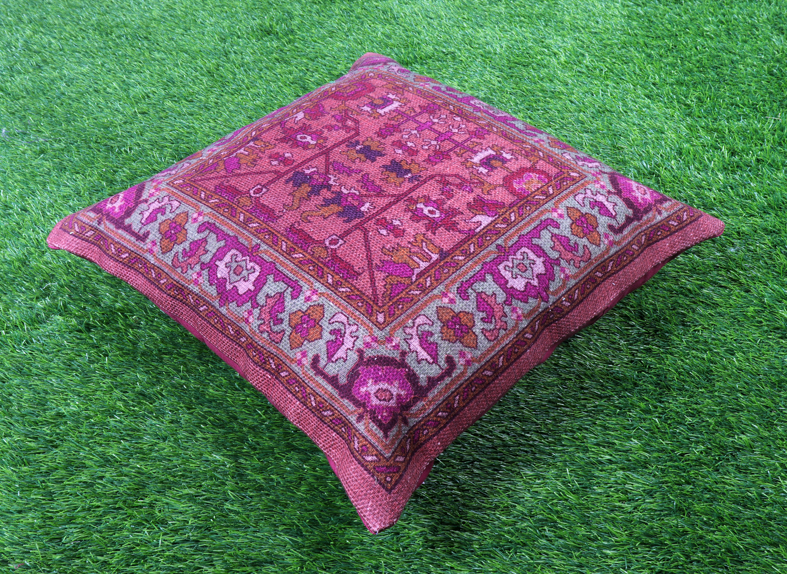 Digital Printed Dari Cushion Cover