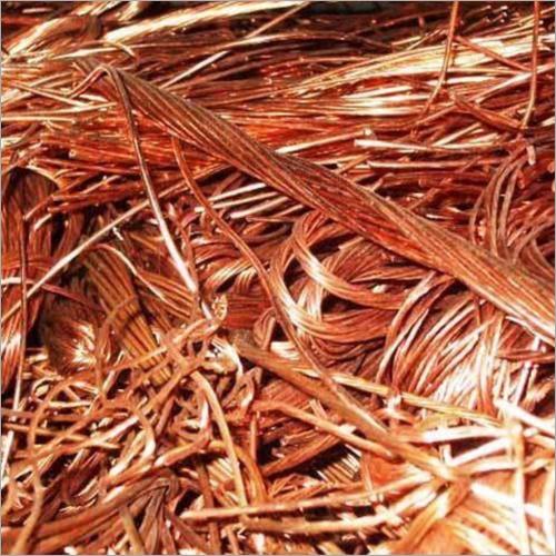 Copper Bare Wire Scrap