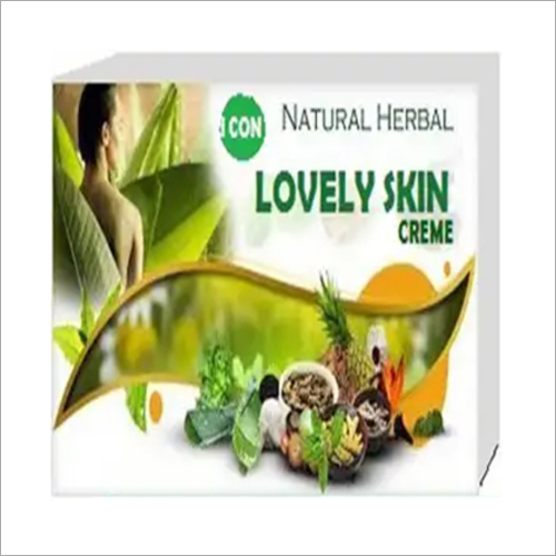 Natural Herbal Skin Cream