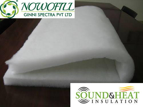 Non Woven Polyfill Sound Proofing