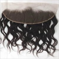 Raw Wavy Transparent Lace Frontal 13x4