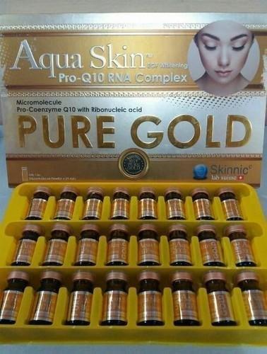 Aqua Skin Pure Gold Glutathione Injection