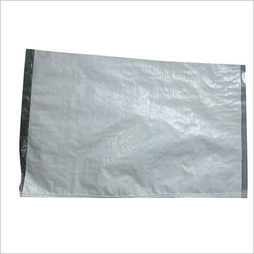 White PP Cement Sacks