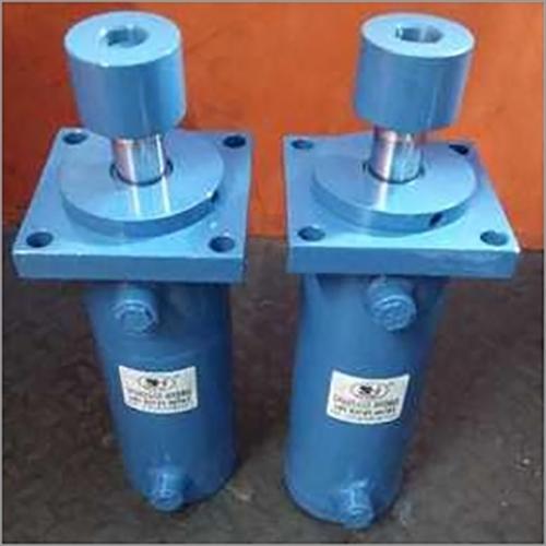 Mild Steel Hydraulic Cylinder