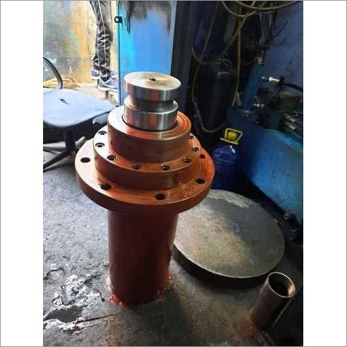 Fly Ash Brick Machine Cylinder