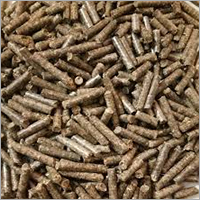 Wheat Straw Biomass Pellets