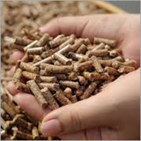 Groundnut Shell Mixed With Mustard Straw Pellets